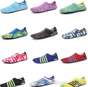 Breathable Aqua Surf Swim Water Yoga Fittness Anti Slip Flexible Leisure Sport Soft Beach Shoes CCA956