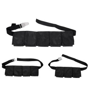 Adjustable Scuba Diving Dive Snorkeling 5 Pocket Weight Belt Gear Equipment for Men Women Water Sports Free Diving Accesssories