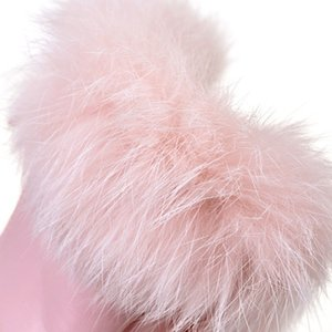 2019 nuovo inverno stivali alti stivali da sci stivali da sole Peluche da donna calda XL XL Cerniera bianca Scarpe caldi Boots Botas de Nieve de Moda