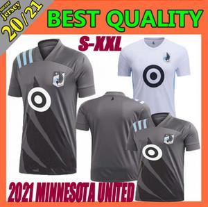 Taille: S-XXL 2020 Minnesota United FC maillots de football à domicile à l'extérieur 20 21 Greguš CHACON Amarilla LOD Opara METANIRE MLS chemises de football