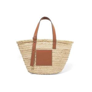 2020 ilkbahar ve yaz Retro kadın çanta saman sholidulder çanta dokuma hoay plaj çantası moda çanta süper büyük kapasiteli
