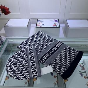 2019 klassische Mode für Männer und Schal der Frauen hohe Qualität Kaschmir Winter Männer und Frauen Schal Hüte mit Kasten 2549157