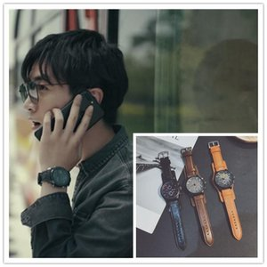 A journey of love met Heming Han Jin Chen with a small day's sports watch male big dial watches