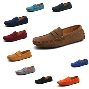 2020 yeni erkek rahat ayakkabılar espadrilles hızlı nakliye gri Kauçuk Deri Papyon Kürk eğitmen üçlü sneaker yürüme damla güzellik kestane