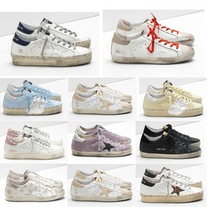 luxury BrandGoldenGooseSuperstar Designer Sneakers withGGDBbox Do-old Dirty Shoes Men and Women Sport Casual Shoes
