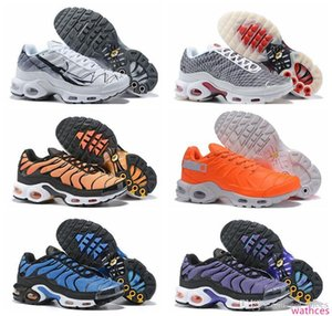 2020 New Tn Plus Ultra Se Running Shoes For Men Tns Orange Blue Purple Mens Designer Sports Trainers Sneakers Chaussures ZapatillasMNHJ15