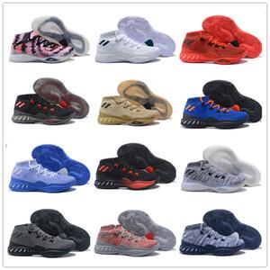 2018 высокое качество Crazy Explosive 2017 PK Andrew Wiggins Mid Socks баскетбольная обувь для дешевой продажи AW BHM Мужские спортивные кроссовки размер 40-46