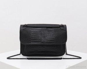 Europa senhoras clássico do vintage bolsa, designer de saco crossbody fábrica perfeito estilo de design frete grátis Niki direto global