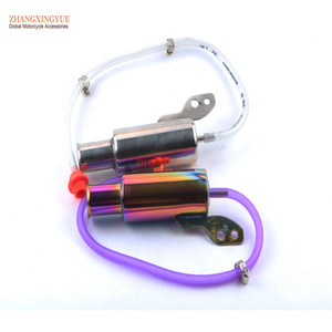 Performance Ölkühler Kurbelgehäuseentlüftung für Roller GY6 50 125 150 139QMB 152QMI 157QMJ 02