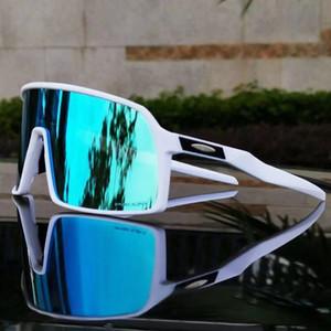 Ciclo al aire libre gafas polarizadas gafas de Sutro 9406 CICLISMO deportivas gafas de sol para bicicletas MTB vidrios de los anteojos de la bicicleta gafas de sol gafas de lentes 3