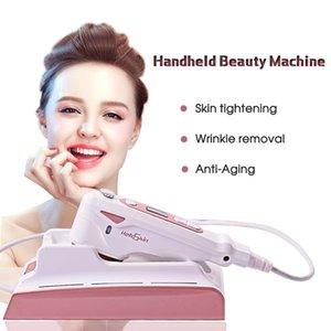 Ultrasonic MINI HIFU Skin Rejuvenation RF Lifting Beauty Therapy High Intensity Focused Ultrasound Skin Care Wrinkle Remove