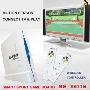Motion Sensor 32 Bit Connect TV & Play Family Entertaiment Music Sport Exercise 96 in 1 Games Wireless Controller Game Player
