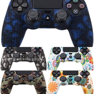 yjJT4 Gamepad Controller Housing Shell W Buttons Kit for stock Handle Case Cover In PS4!
