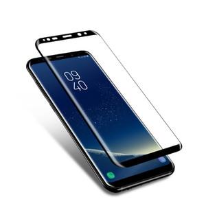 삼성 갤럭시 S9 S8 플러스 3D 곡선 화면 보호기 삼성 갤럭시 S7에 대 한 전체 커버 강화 유리