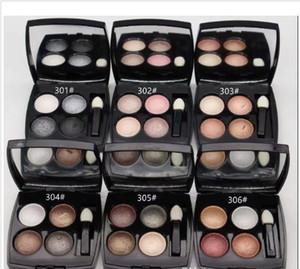 2020 Nova marca de maquiagem sombra de olho Mineralize 4 cores da paleta da sombra! 1PCS frete grátis
