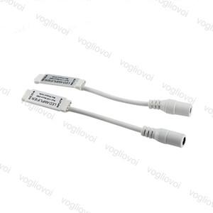 Amplificador 12-24V DC Connecter 6A 3 canal de saída LED Power Strip Repeater RGB Iluminação Acessórios Para SMD 5050 3528 Led Tiras EUB
