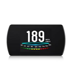 speedometer HEADup displayT800 projector on windshield display speedaltitude direction satellite time voltage with GPS function