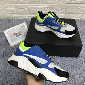 B22 Chaussures Hommes Femmes B22 Chaussures de course Hommes Baskets Mode Rétro Patchwork en cours Sneaker gros