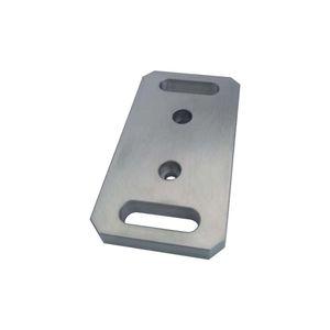 Piezas de titanio que trabajan a máquina del CNC de la aduana de China / piezas de repuesto del metal / piezas de Mechan / China fabrica piezas de torneado de torneado de la aleación titanium de encargo que trabajan a máquina del CNC