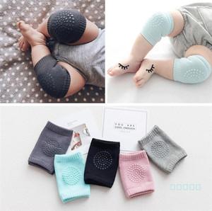 Anti-Rutsch-Knieschützer für die Crawling Baby Baby-Pads Kniesicherheitsschutz für Kinder Kniescheiben Kinder Kurz Kneepads Baby-Beinlinge A42205