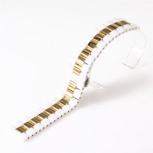 Apple montre trois bandes de céramique Apple Watch nouveau bracelet en céramique d'Apple 5e génération 22MM universelle