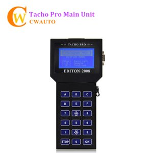 Usine Tacho Pro 2008 Kilométrage de voiture programmeur Unité principale uniquement Tacho Pro 2008 Version Juillet odomètre Correction outil