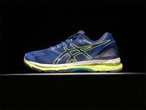 Asics 2020  neue beiläufige Polsterung stabile Schuhe Herrenschuhe eine Dämpfung Laufschuh Superstar Laufschuhe laufen