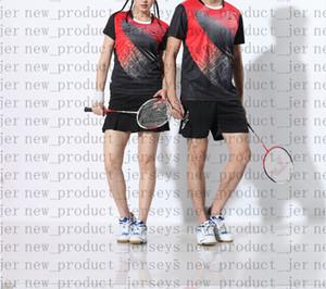 23 배드민턴 착용 커플 45 모델 15 티셔츠 413 반소매 25 빠른 건조 색상 일치 인쇄 퇴색되지 않은 탁구 35 스포츠웨어