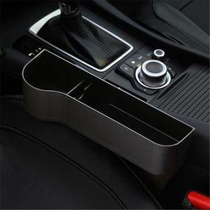 CARPRIE Autositztasche Catcher Organizer Leak-Proof Aufbewahrungstasche Multifunktionale Box-Auto-Sitz Gap Storage Box A.18