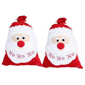 Extra Large Christmas Gift Bags, Candy Bags Santa Sack,Santa Claus Bag for Christmas Party Favors
