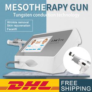 الحقن بالحقن المجاني للإبر الحقن مدفع meso مدفع رخيص meso رخيص mesotherapy machine وحيد يد freeneedle meso حقن مدفع
