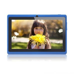 7 inch Android Google Tablet PC 422 8GB 512MB Other Toys DDR3 QuadCore Camera Capacitive Touch Screen 15GHz WiFi blue