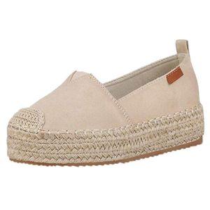 SAGACE Kadın Tembel Ayakkabı Katı Renk spor ayakkabılar kadınlar iskarpin kadın Kalın-Soled Flats Elastik Band Tek ayakkabı Sığ 2019
