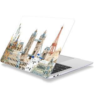 """Caso para MacBook Air 13 Polegada 2020 2019 2018 Release A1932 Plástico Hard Shell Capa Compatível com MacBook Air 13 """"Com Retina Display Tou"""