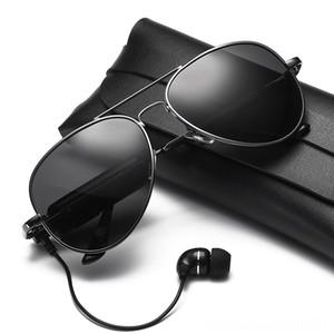 2019 New Multifunction Polarized Sunglasses Bluetooth Headset Sunglasses Wireless Music Earphones Micro USB Handsfree Outdoor Sun Glasses