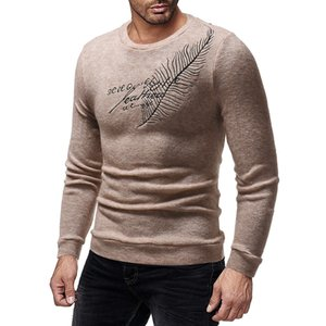 Designer Cardigan Sweaters Sweatshirt Wool Embroidered Mens Jacket Coat Men Fit Sports Clothing Knit Slim Pullover Jumper Mens Sweater Qkwg
