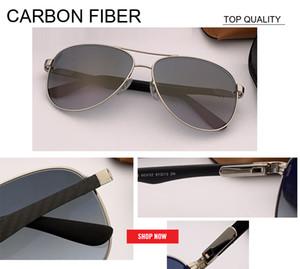 En çok satan Yeni tasarımcı Vintage sunglass Klasik Moda en kaliteli karbon fiber ulculos De Sol rd8313 Kadın Erkek için Güneş Gözlüğü
