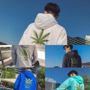 ropa de protección solar para los hombres 2020 del verano nuevas de gran tamaño chaqueta de par usar protector solar ropa de moda de la chaqueta ocasional delgada