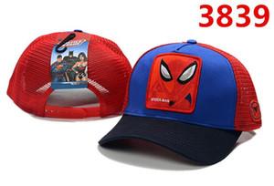 최신 브랜드 새로운 DC 만화 Snapback 모자 BATMAN 조절 슈퍼맨 모자 남자 여자 야구 모자 패션 힙합 모자 MARVEL 만화 스타일