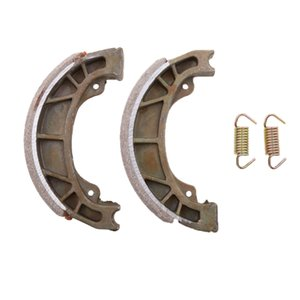 Rear Drum Brake Pads Shoes Pads For 50cc 110cc 125cc 150cc GY6 MOPED Scooter