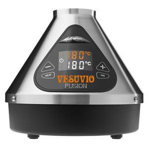 2020 Los más vendidos mayo de escritorio Vesuvio Fusión vaporizador con conjuntos de Easy Valve Starter y envío de DHL vs híbrido Volcán