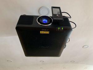 modulador poalrization 3D sistema 3D para uso doméstico polarizador para projetores 3D