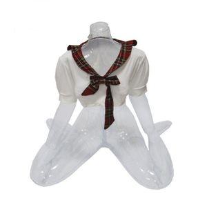 Grau Aufblasbare 65CM weibliche Mannequin Sewing Notions toroso Modell C783 Aufblasbare Aufnahmemodus maniqui für Tuch Headless transparent Puppe