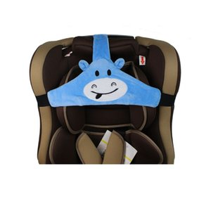 Baby infant Car Stroller Safety Seat Head Support Pad Kid Fix Sleeping Band E65D
