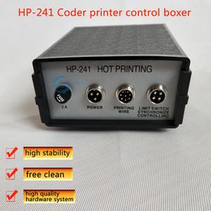 Free shipping HP-241 Coder printer control boxer coding machine control cabinet coding machine expiry date printing machine