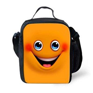 تخصيص أكياس الغداء الحرارية معزول الصلبة التعبيرات ليوبارد صندوق الغداء المحمولة أكياس التخزين المنظم