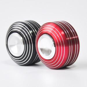 Fidget Spinner Spinning Herb Grinders 3 capas 53 MM Aleación de aluminio Pulidoras Pulidoras de dientes CNC Amoladoras Accesorios para fumar Envío gratuito