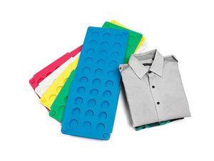 Çocuklar Çocuk Konfeksiyon SN998 için Kuruluna Katlanabilir Giyim Katlama Kurulu Sihirli Hızlı Hız Klasör Çok Fonksiyonel Gömlek