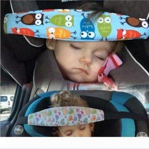 A Infant Baby Car Seat Head Support Children Belt Fastening Belt Adjustable Boy Girl Playpens Sleep Positioner Baby Saftey Pillows
