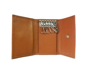 2019 High-end de qualidade chaves dos homens carteira Um elegante acessório para bolsa de mulheres de designer de bolso LA62631